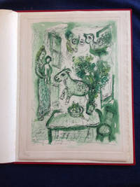 Chagall Marc. Life and work. Deluxe Edition with original etching in color