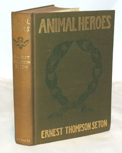New York: Charles Scribner, 1905. First Edition. First printing Very good with the spine faded and w...
