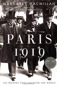 image of Paris 1919: Six Months That Changed the World