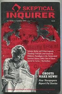 Skeptical Inquirer: Vol. 14, No. 4, Summer 1990