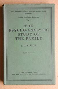 image of The Psycho-Analytic Study of the Family