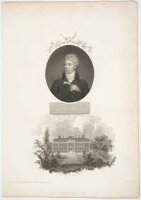 """image of """"George Shaw, MD, FRS.  Author of General Zoology"""".  Engraved portrait"""