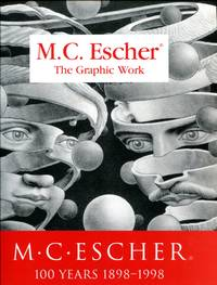 image of M.C. Escher: the Graphic Work - Introduced and explained by the Artist