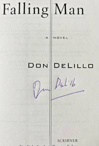 FALLING MAN (SIGNED) by DON DeLILLO - Signed First Edition - May 15, 2007 - from Charm City Books (SKU: BS13678X)