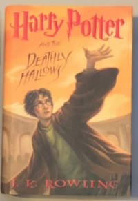 Harry Potter and the Deathly Hallows by J.K. Rowling - First Edition - from Our Literary Cafe (SKU: 195)