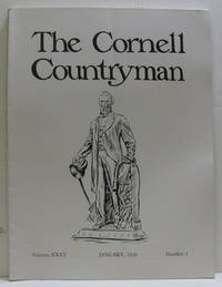 THE CORNELL COUNTRYMAN, VOLUME XXXV, NUMBER 4, JANUARY 1938