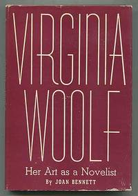 image of Virginia Woolf: Her Art as a Novelist