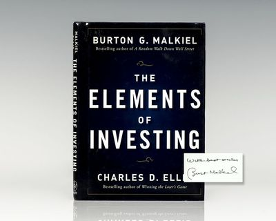 New York: John Wiley & Sons, Inc, 2010. First edition of this work on investing by two of the world'...