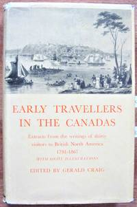 image of Early Travellers in the Canadas 1791-1867