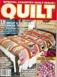 QUILT (Vol. 15, No. 1) Spring 1993