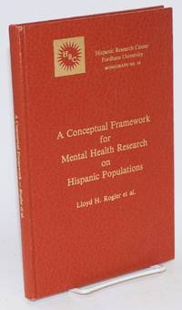 A conceptual framework for mental health research on Hispanic populations