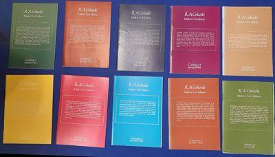 Modern First Editions ; The Modern...