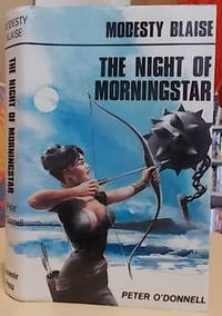 image of The Night of Morningstar - Modesty Blaise