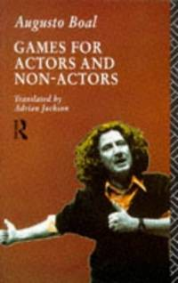 image of Games for Actors and Non-Actors