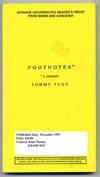 image of Footnotes: A Memoir