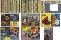 """""""FANTASTIC UNIVERSE"""" COMPLETE 69-VOLUME SET: 1953, 1954, 1955, 1956, 1957, 1958, 1959, 1960"""