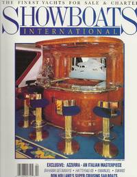 SHOWBOATS INTERNATIONAL ~ April 1989 by  Marilyn ~ Editor MOWER - Paperback - Magazine/Periodical - 1989 - from SCENE OF THE CRIME ® (SKU: 001848)