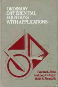 image of Ordinary Differential Equations with Applications