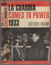 La Guardia Comes to Power: 1933