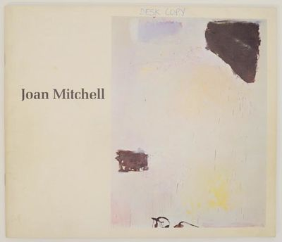 New York: Whitney Museum of American Art, 1974. First edition. Oblong softcover. 48 pages. Exhibitio...