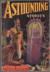 [Pulp magazine]: Astounding Stories - January 1937, Volume XVIII, Number 5