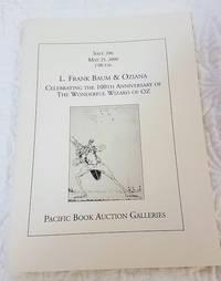 Sale Catalog 200:  L. Frank Baum & the Wizard of Oz Children's & Illustrated Books