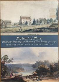 image of Portrait of Place: Paintings, Drawings, and Prints of New Jersey, 1761-1898