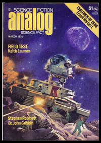 Children of Dune Part 3 of 4 in Analog Science Fiction Science Fact March 1976