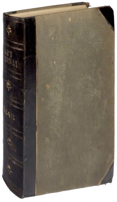 London: Chapman and Hall, 1848. Hardcover. Very Good. Hardcover. An important Victorian magazine, kn...