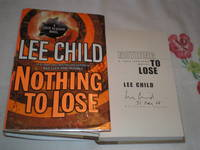 image of Nothing To Lose: Signed
