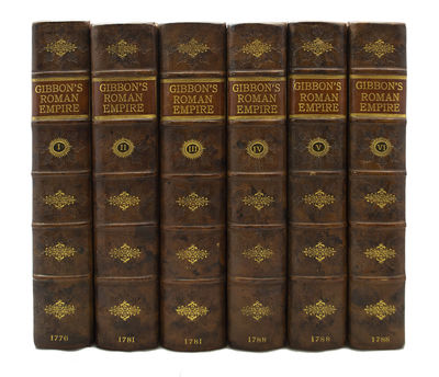 ìMasterpiece of Historical Penetration and Literary Styleî GIBBON, Edward. The History of the Decl...