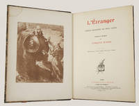 L'Étranger Action musicale en deux actes Poème et Musique de Vincent d'Indy Partition pour...