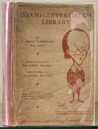 London: Allen & Unwin, 1924. 1st edition. Hardback. Dust jacket. VG+ (faint offset to eps)/VG (sp da...
