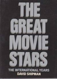 The Great Movie Stars - The International Years