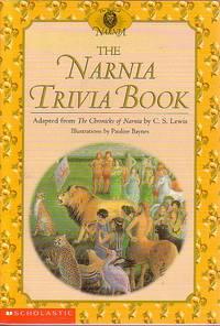 image of The Narnia Trivia Book