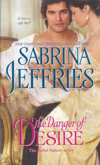 The Danger of Desire (The Sinful Suitors #3)