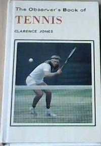 image of The Observer's Book of Tennis