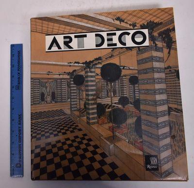 New York/Geneva, Switzerland: Rizzoli / Skira, 1989. Hardbound. VG/VG. Brown cloth in thick, color g...