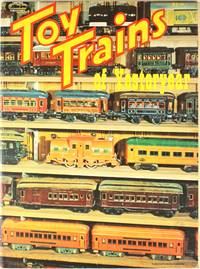 image of Toy Trains of Yesteryear (Rail-Craft Library C-22)