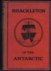 image of Shackleton in the Antarctic