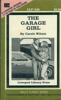 The Garage Girl  LLP-848
