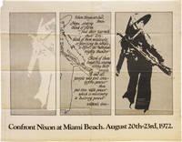 Confront Nixon at Miami Beach. August 20th-23rd, 1972