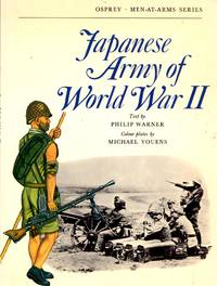 Men-At-Arms: Japanese Army of World War II