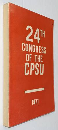 image of The 24th Congress of the CPSU