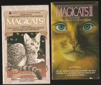 Magicats! l & Magicats II  -(two soft covers)-