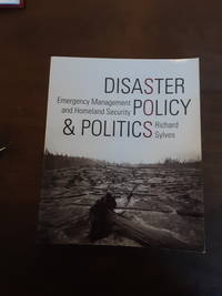 image of Disaster Policy and Politics