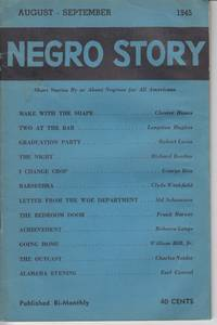 Negro Story Volume II:1 (August-September)