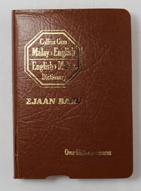 Collins Gem Dictionary, Bahasa Malaysia-English, English-Bahasa Malaysia