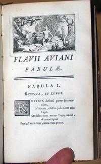 Phaedri Augusti liberti Fabulae.