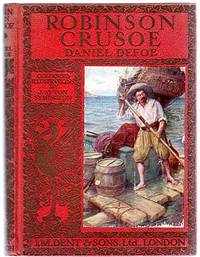 The Adventures of Robinson Crusoe on His Island